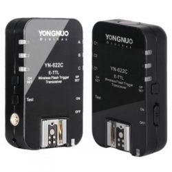 Canon Yongnuo YN622C Wireless E-TTL Flash Trigger For Canon