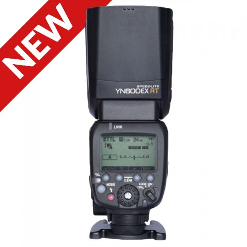 YONGNUO YN600EX-RT TTL HSS Flash Speedlite Canon Only