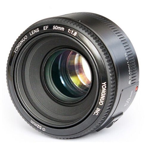 YONGNUO EF 50MM F1.8 Auto Focus Lens For Canon