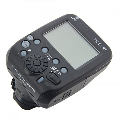 Yongnuo Speedlite Wireless Transmitter YN-E3-RT for Canon Cameras